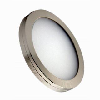 LED圆形橱柜衣柜灯12V低压航空铝材无眩光无光斑磁铁明装/1.8W/65*8MM/24pcs