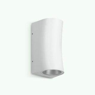 小蛮腰IP65户外壁灯上下出光阳台别墅花园壁灯6W*2砂白