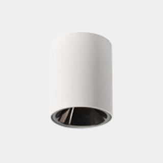 10W明装吸顶筒灯餐饮办公室黑光防眩高显吸顶灯/720lm/4000K/15°