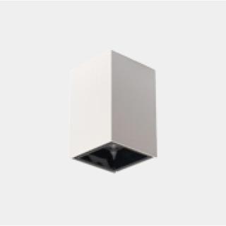 10W明装吸顶筒灯餐饮办公室黑光防眩高显吸顶灯/720lm/3000K/24°