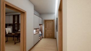 玄关场景化灯光设计方案