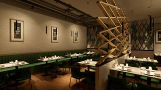就餐区装饰型灯光设计方案