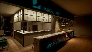 吧台&操作区装饰型灯光设计方案