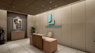 前台接待场景化设计灯光设计方案