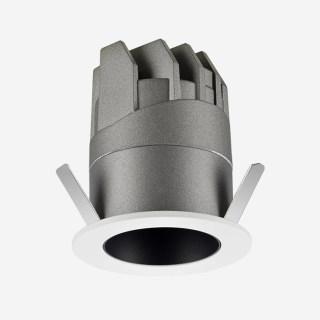 MINI系列防眩橱柜壁龛射灯 嵌入式开孔40mm 5W 3000k/4000k 家居办公商业