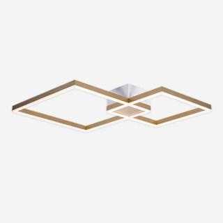 矩阵不对称方框花灯壁灯艺术灯 31w/47w 3000k 家居