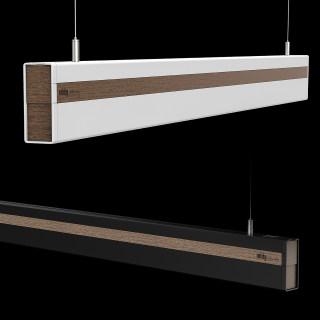 CRE91线形吊灯/18W/吊装/白色/1-10V可调光/3000K