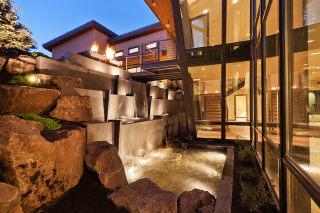 家居   现代简约庭院设计案例