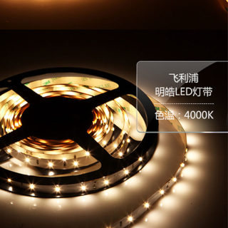 飞利浦明浩LED灯带LS15系列室内版3.2W/300ML  5M/卷