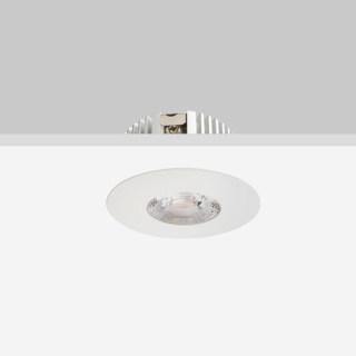 蝉翼超薄射灯/4W/4000K/60°/320lm/开孔50mm