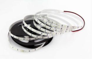 24V低压灯带高显3000K软灯带10W/m(五米一卷)
