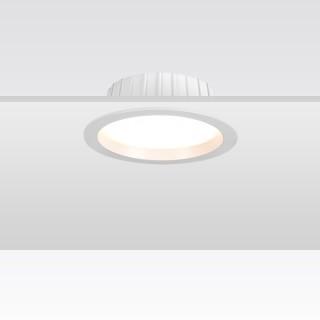 一体式筒灯5W白色4000K开孔75mm