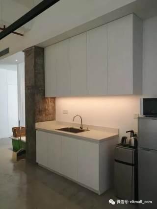 如何利用好线性一体化灯具,让厨房变得高大上