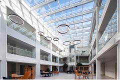 世界首例!这座引入智能调光玻璃的养老院有什么特别之处?