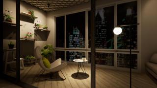 阳台灯光锦囊2.0方案二