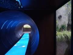 徐迅君:当时空隧道,链接上每个关联空间,皂梦空间就诞生了