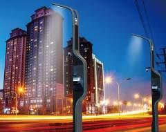 兰州将投资3700万元建设60多根智慧路灯杆