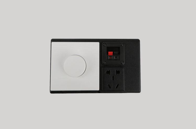 DALI-2测试盒  方便展示DALI变色温灯具