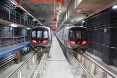 三雄极光智能照明控制系统点亮石家庄地铁3号线