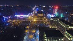 西安大明宫遗址区夜景亮化提升工作提前完成